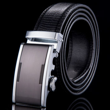 Modern Mens Leather Belt in Various Styles