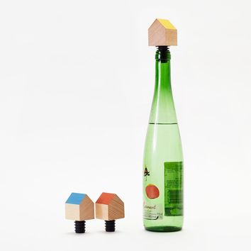 Bottle House Stopper