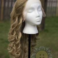 2015 Cinderella inspired Adult Lace Front Wig (FREE SHIPPING)