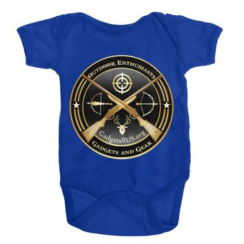 Gear and Gadgets Baby Shirt Onesuits