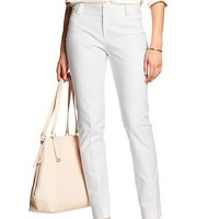 Banana Republic Womens Factory Martin Fit Sleek Skinny Pant