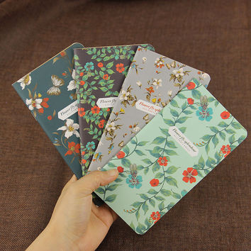 1pcs New Retro Dancing Butterflies Series Notebook Vintage DIY Diary Pocket Notepad