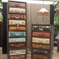 Suitcase drawers 10