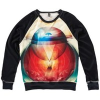 Imaginary Foundation Totem Raglan Crew Sweatshirt - Men's at CCS