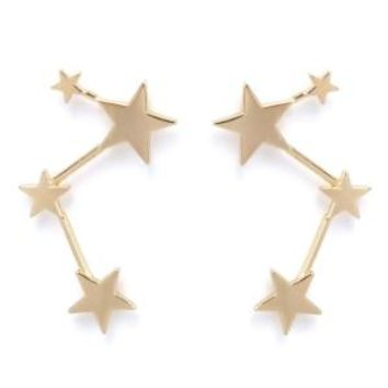Catbird :: shop by category :: JEWELRY :: Star Earrings, large
