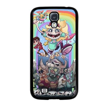 DISNEY STAR VS THE FORCE OF EVIL Samsung Galaxy S4 Case Cover