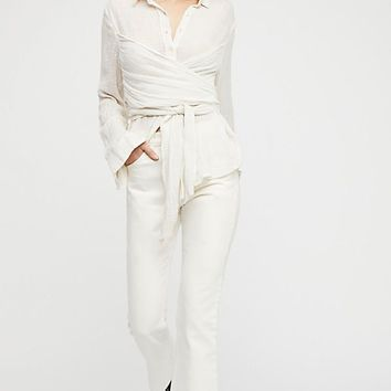 FP One Railroad Solid Wrap Top