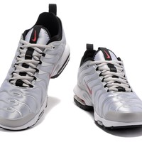 NIKE AIR MAX PLUS TN silver white 36-46