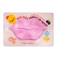 Tony Moly: Kiss Kiss Lovely Lip Patch