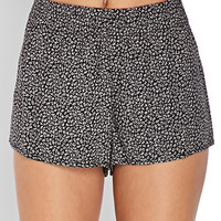 Ditsy Floral Woven Shorts