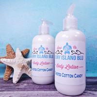 Twisted Cotton Candy Lotion