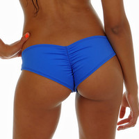 Royal Blue Scrunched Bottom ONE SIZE Fits Most by SweetTCo on Etsy
