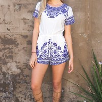 Tuscan Playsuit - Playsuits - Clothes