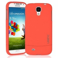 Duzign Mirage Case (Coral) for Samsung Galaxy S 4 S4 SIV S IV i9500
