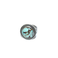 Egyptian Turquoise Ring