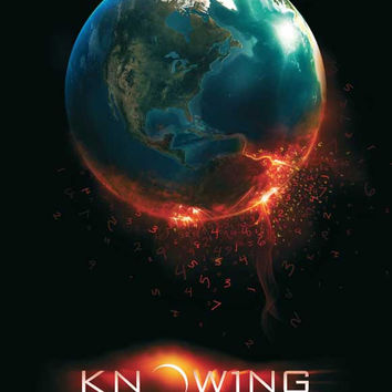 Knowing 11x17 Movie Poster (2009)