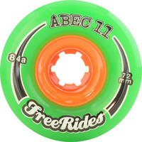 Abec11 Freeride 66Mm 84A