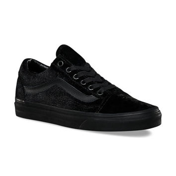 Velvet Old Skool | Shop Shoes at Vans