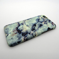 Unique Marble Stone iPhone 7 7 Plus & iPhone 5s se & iPhone 6 6s Plus Case Personal Tailor Cover + Gift Box