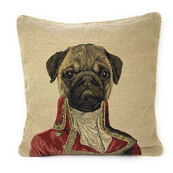 Tache Napoleon Bowaparte Vintage Tapestry Throw Pillow Cushion Covers (CC-6011)