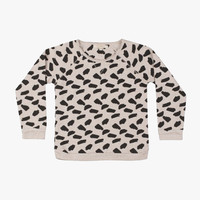 Soft Gallery Anouck Sweatshirt in Ice Break Cream Melange - 2485916 - FINAL SALE
