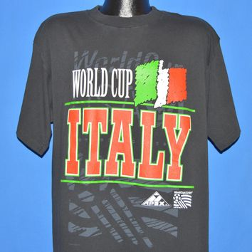 90s World Cup 1994 Italy t-shirt Extra Large