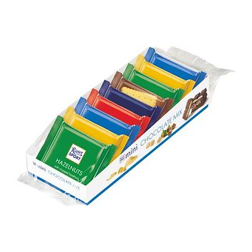 Ritter Sport Assorted Mini Chocolate Mix, 5.2 oz (150 g)