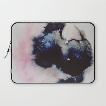 you were a daydream Laptop Sleeve by duckyb
