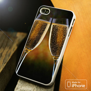 Champagne Cheers iPhone 4S 5S 5C SE 6S Plus Case