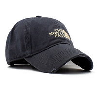 Retro The North Face Embroidered Baseball Cap Hat
