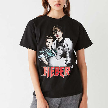 Justin Bieber Tee | Urban Outfitters