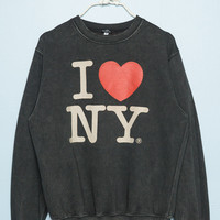 Erica I Heart NY Sweatshirt - Prints - Graphics