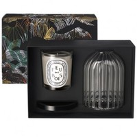 Feu de Bois & Photophore Set - Holiday Gifts - Gifts | diptyque Paris