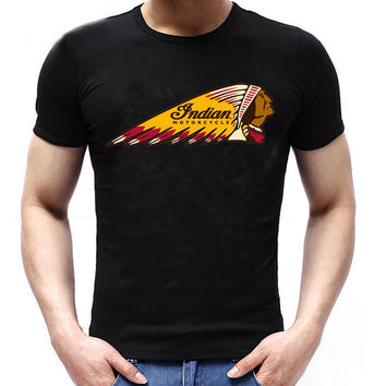 Vintage Indian Motorcycle T Shirts