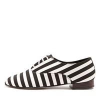 bobbyst - Bobby Stripe Lace-Up Shoe