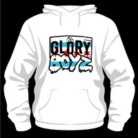 Glory Boyz Hoody Chief Keef Chicago Stripe Star