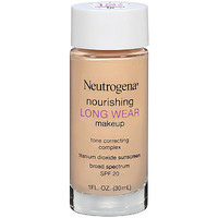 Nourishing Long Wear Make Up