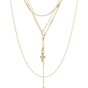 Vanessa Mooney Grace Multistrand Necklace | Nordstrom