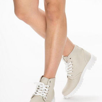 Canvas Boot, NLY Shoes