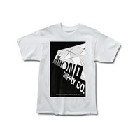 Perspective Tee in White