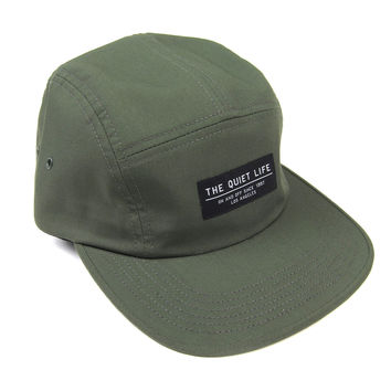 Quiet Life: Foundation 5 Panel - Olive