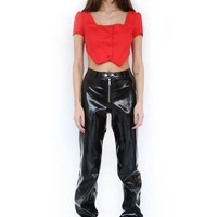 ANKAA TOP - RED