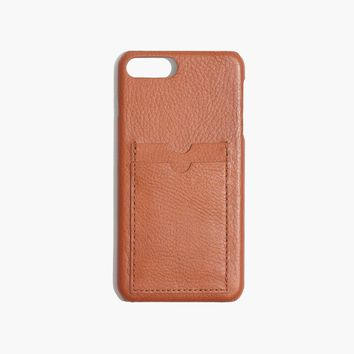 Leather Carryall Case for iPhone® 6/7 Plus : shopmadewell AllProducts | Madewell