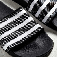 adidas Adilette Knit Slide Sandal | Urban Outfitters