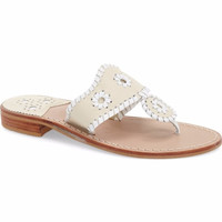Jack Rogers 'Palm Beach' Thong Sandals 10