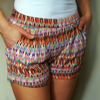 Moroccan Shorts | 2 Blessed