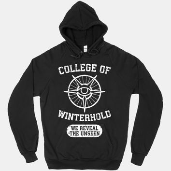 College Of Winterhold Pride | HUMAN