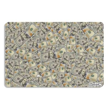 Benjamins Placemat All Over Print by TooLoud