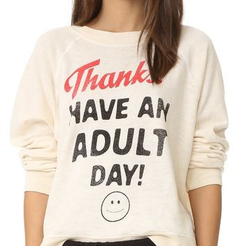 Adult Day Sweater