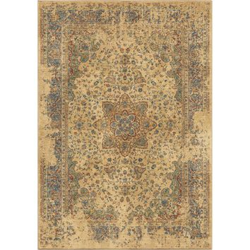 Orian Bohemian Distressed Regal Area Rug